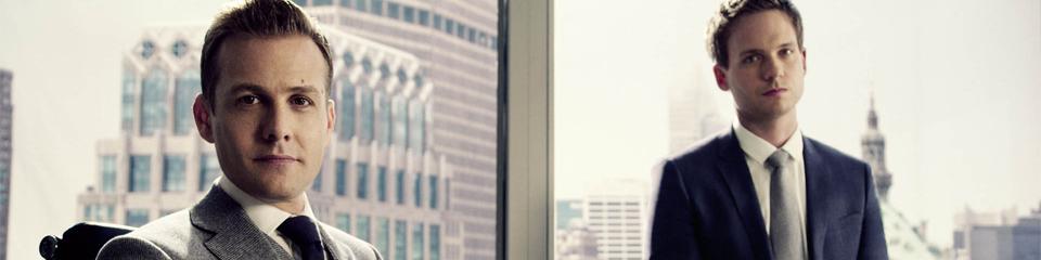 Смотреть Форс-Мажоры | Suits онлайн