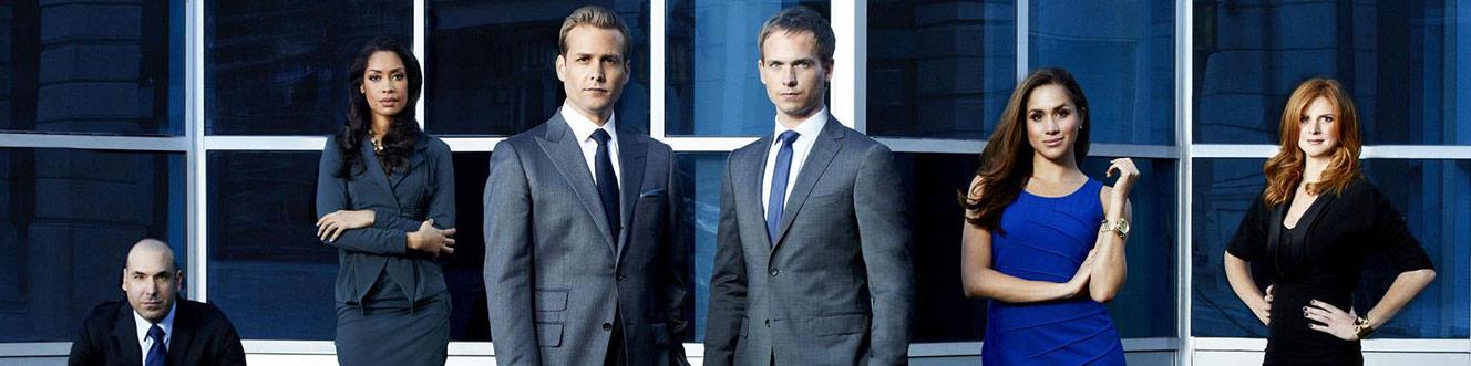 Форс-мажоры | Костюмы в законе | Suits — смотреть онлайн